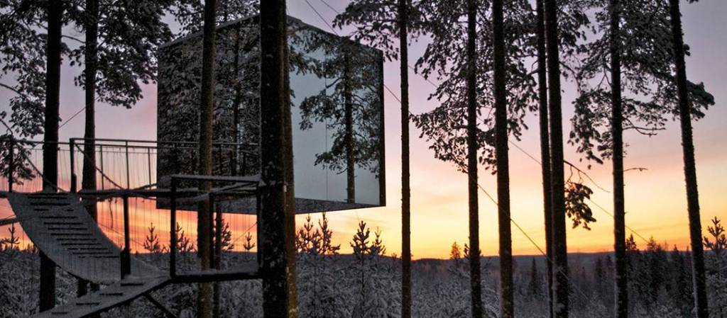 Why You Need To Stay At The Tree Hotel Sweden Worldtravelling